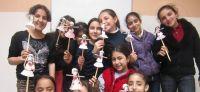 Syrische Maedchen